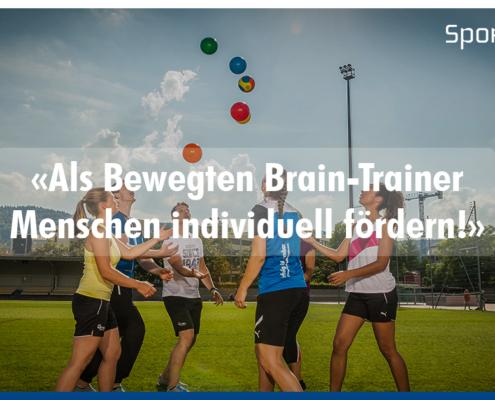 Bewegtes Brain-Training