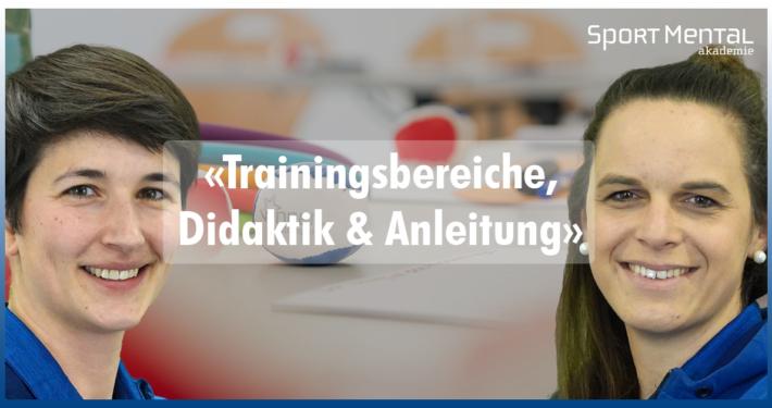 Trainingsbereiche, Didaktik & Anleitung