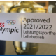 Swiss Olympic approved